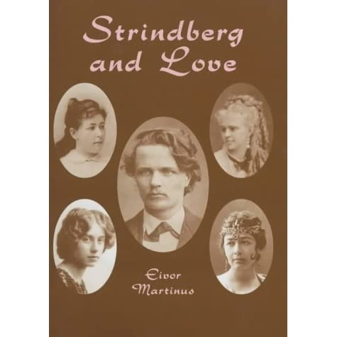 cover of Eivor Martinus's 2001 Strindberg and Love